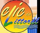 Logo CLIC du littoral